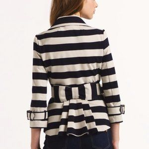 Kate Spade Step Out In Stripes Jacket